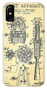Rocket Apparatus Patent From 1914-vintage IPhone Case