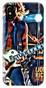Rockin Guitarist IPhone Case