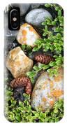 Rocks And Lichen IPhone X Case