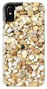 Rocks And Mulch IPhone Case