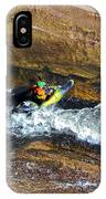 Rocks And Rapids IPhone Case