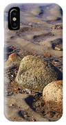 Rocks In A Row IPhone Case
