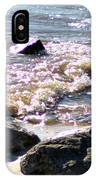Rocks On The Bay IPhone Case