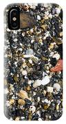 Rocks On The Beach IPhone Case