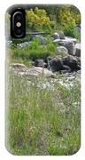 Rocks On The Shore Shadow Mountain Lake IPhone Case