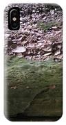 Rocks - Parfreys Glen - Wisconsin IPhone Case