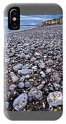Rocky Beach Normandy France IPhone Case