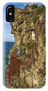 Rocky Cinque Terre IPhone Case