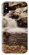 Rocky Fork Falls IPhone Case