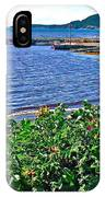 Rocky Harbour Roses-nl IPhone Case