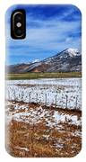 Rocky Mountain Ranch IPhone Case