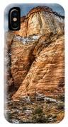 Rocky Peak IPhone Case