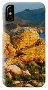 Rocky Point And Bixby Bridge Big Sur California IPhone Case