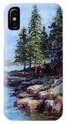Rocky Point IPhone X Case
