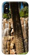Rocky Waterfall 2 IPhone Case