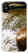 Rocky Waters IPhone Case