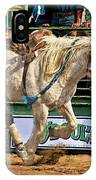 Rodeo Action IPhone Case