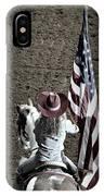 Rodeo America IPhone Case