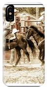 Rodeo Grandentry IPhone Case