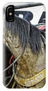Rodeo Horse Two IPhone Case