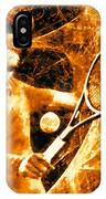 Roger Federer Clay IPhone Case