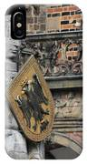 Roland Of Bremen IPhone Case