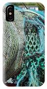 Rolled-up Nets IPhone Case
