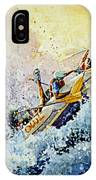 Rollin' Down The River IPhone Case