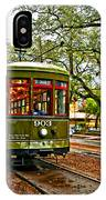 Rollin' Thru New Orleans Painted IPhone Case