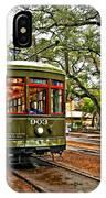 Rollin' Thru New Orleans IPhone Case