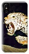 Rolling Hills Wildlife Adventure 4 IPhone Case