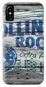 Rolling Rock IPhone Case