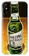 Rolling Rock Light IPhone Case