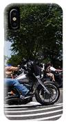 Rolling Thunder Salute IPhone Case