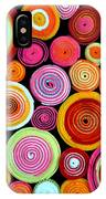 Rolls IPhone Case