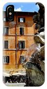 Roman Fountain  IPhone X Case