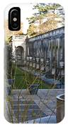 Roman Gardens In Fall IPhone Case