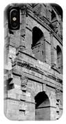 Roman  Ruin Twenty IPhone Case