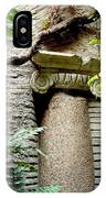 Roman Stone  IPhone X Case