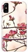 Romance Flora IPhone Case
