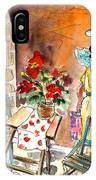 Romance In Siracusa IPhone Case