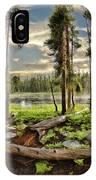 Romantic Meadow IPhone Case