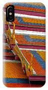 Roof Closeup At Grand Palace Of Thailand In Bangkok IPhone Case
