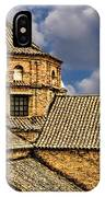Colonial Roof IPhone Case