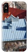 Roofs Of Quebec IPhone X Case