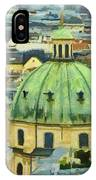 Rooftops Of Vienna IPhone Case