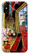 Room With A View After Matisse IPhone Case