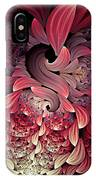 Rooster Abstract IPhone Case