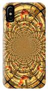 Crowing Rooster Kaleidoscope IPhone Case