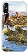 Roosters Rising IPhone Case